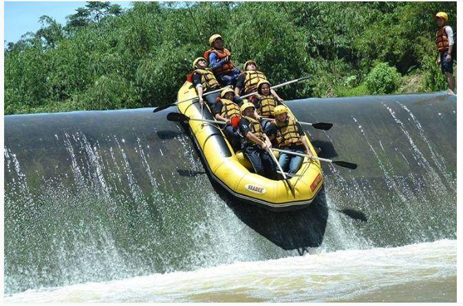 11 Sungai di Pulau Jawa ini jadi lokasi rafting menantang