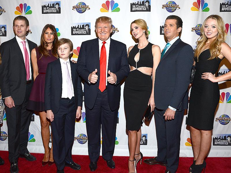 Ini cantik & gantengnya 5 anak Donald Trump dari 3 kali pernikahan