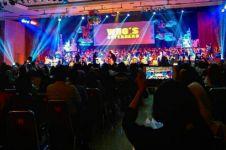 Intip meriahnya konser orkestra 'Who's The Superhero', keren abis lho