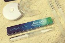 Alat mirip pulpen ini ampuh bikin gigi kamu putih, cobain ya?