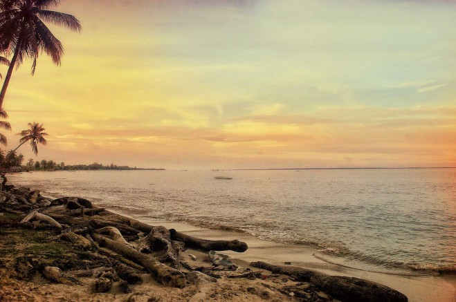 7 Spot asyik di Pearl Harbour Indonesia, orang Tarakan punya nih