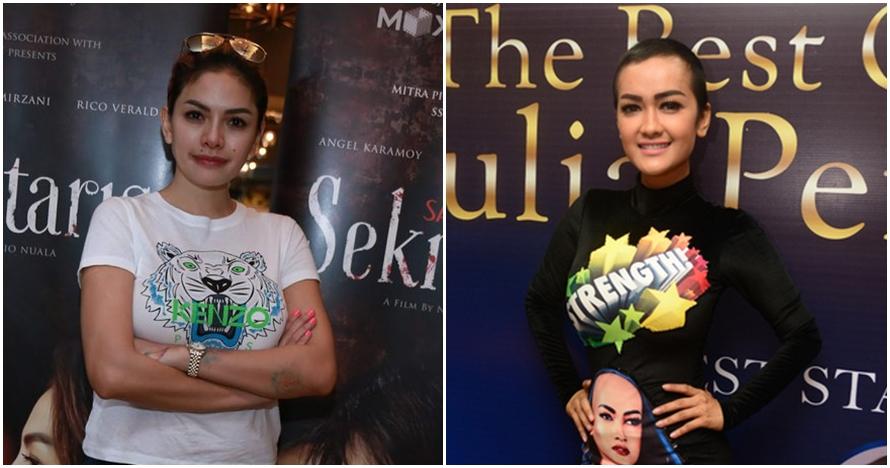 Akhiri drama, Julia Perez minta maaf kepada Nikita Mirzani