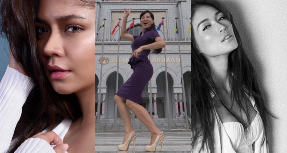 10 Seleb 'hot mom' Malaysia ini dijamin bisa bikin gagal fokus banget