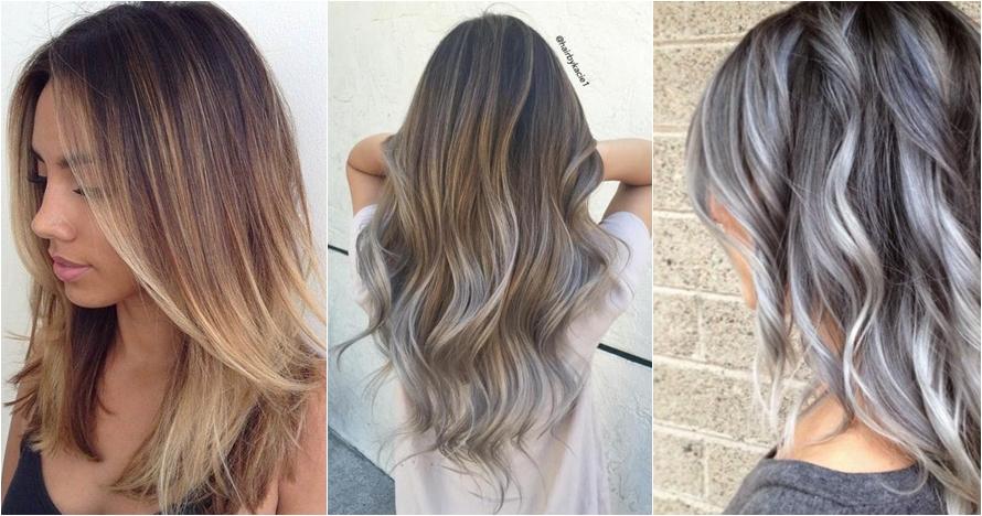 Ingin tampil stylish, ini 10 gaya rambut balayage yang bisa kamu coba