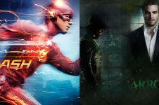 7 Serial superhero ini nggak kalah keren dari versi filmnya