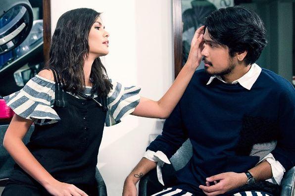 10 Foto Firrina, pacar Petra Sihombing yang juga seorang model