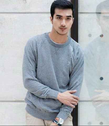 gantengnya ibrahim risyad bukan artis tapi laris jadi bintang iklan