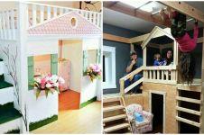 10 Desain area bermain indoor ini dijamin bikin anak betah di rumah