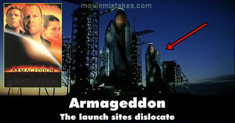 10 Kesalahan film Armageddon ini pasti nggak pernah kamu sangka