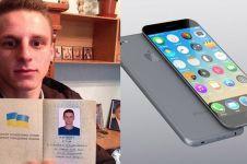 Pria ini rela ganti nama jadi 'iPhone 7' demi dapat smartphone gratis