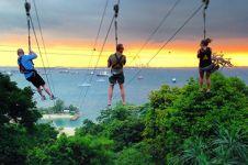 Uji adrenalin bersama sahabat kamu di Singapura, seru abis