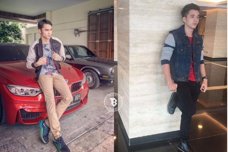 Sama-sama jadi 'Boy', ini beda gaya Stefan William & Achmad Megantara