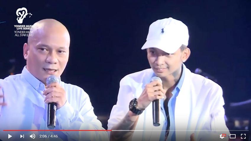 Di video ini Young Lex dipuji Iwa K pembangkit hip-hop Indonesia
