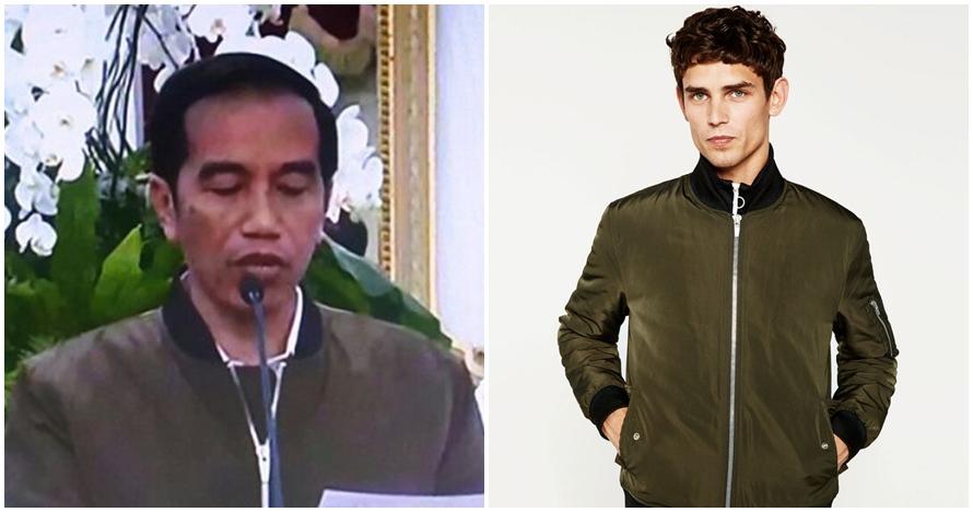 Tanggapan Kaesang soal heboh jaket Jokowi ini bikin nyengir kuda