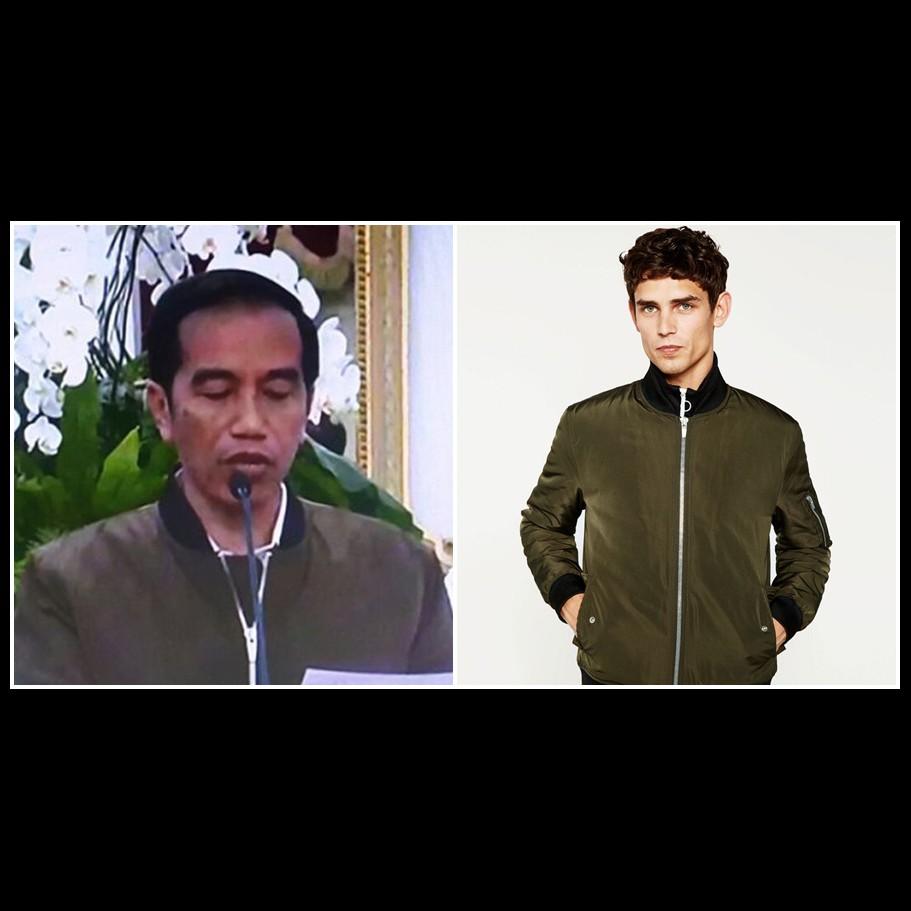 Tanggapan Kaesang Soal Heboh Jaket Jokowi Ini Bikin Nyengir Kuda Bomber