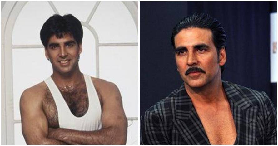 20 Foto dulu dan kini seleb Bollywood ini bikin pangling