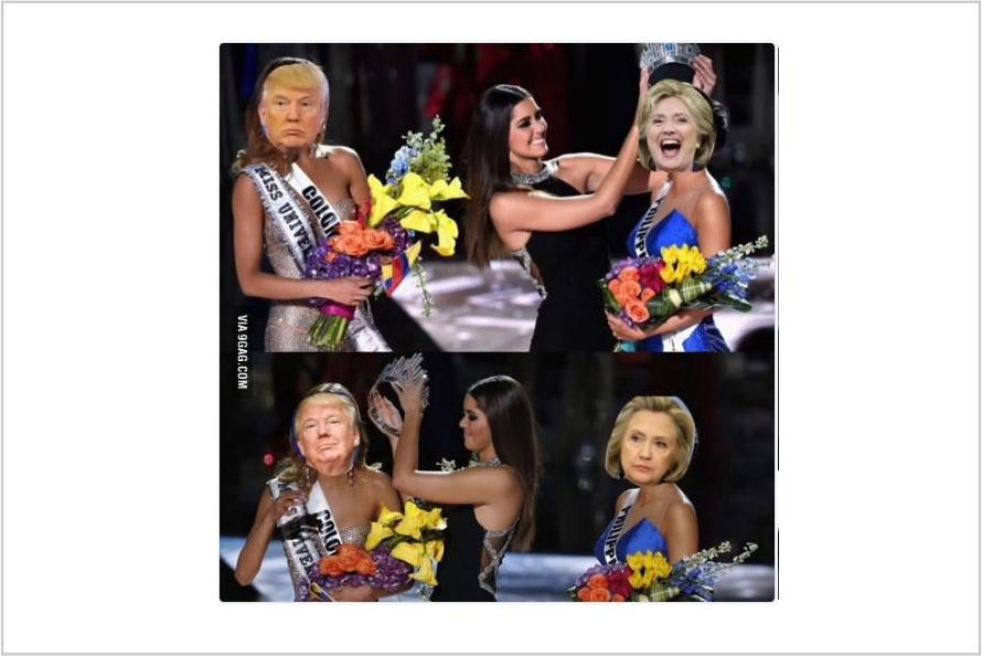 11 Meme kocak Donald Trump jadi presiden AS ini bikin ketawa miris