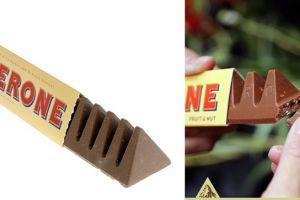 Cokelat Toblerone diprotes penggemar setianya, duh kenapa ya?