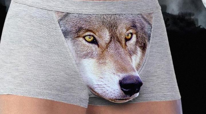 Model celana dalam 'moncong' ini bikin penampilan cowok makin seksi