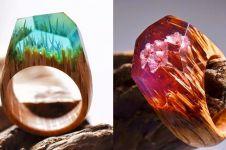 Kamu pasti takjub melihat desain ornamen dari 10 cincin ini