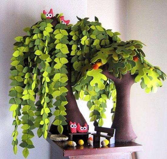 pohon indoor  DIY Ideas Hub