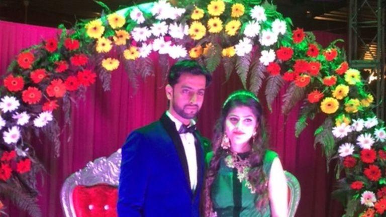 Akhir 'cinta terlarang' pasangan asal India-Pakistan ini bahagia