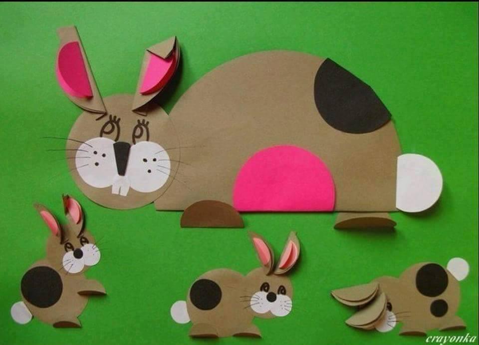 kertas hewan  DIY Ideas Hub