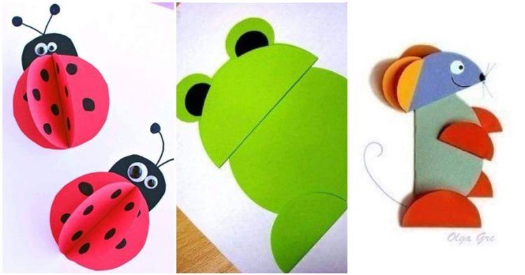 750xauto 15 ide untuk anak bikin kerajinan kertas bentuk hewan lucu mudah lho 161111f