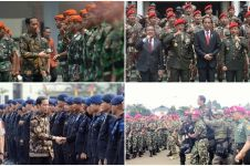 5 Markas TNI/Polri ini dikunjungi Jokowi usai demo 4/11, ada apa ya?
