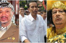 10 Potret tokoh politik dunia dengan gaya busananya yang khas
