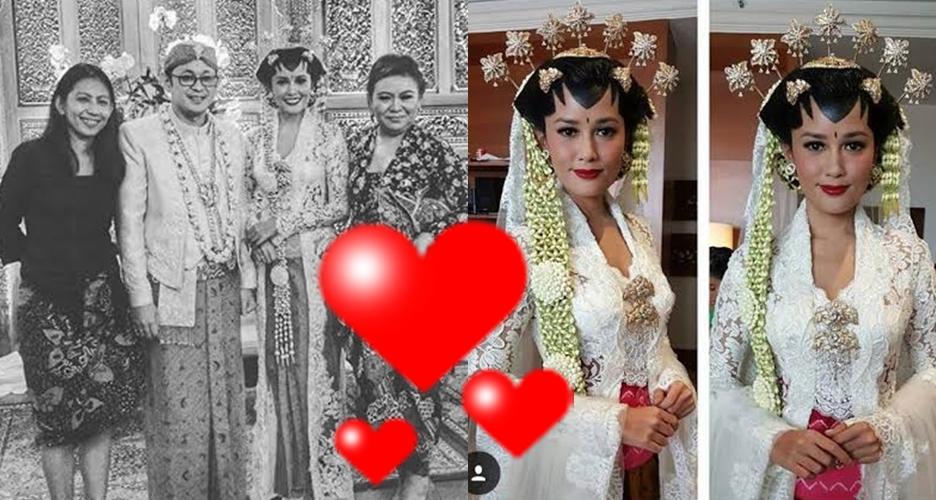 5 Fakta di balik nikah 'diam-diam' Titi Rajo Bintang, sempat tipes