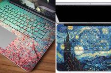 15 Stiker keyboard apik buat laptopmu, bikin semangat ngetik nih