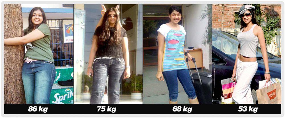 sukses turunkan berat badan transformasi cewek ini bikin takjub © 2016 berbagai sumber