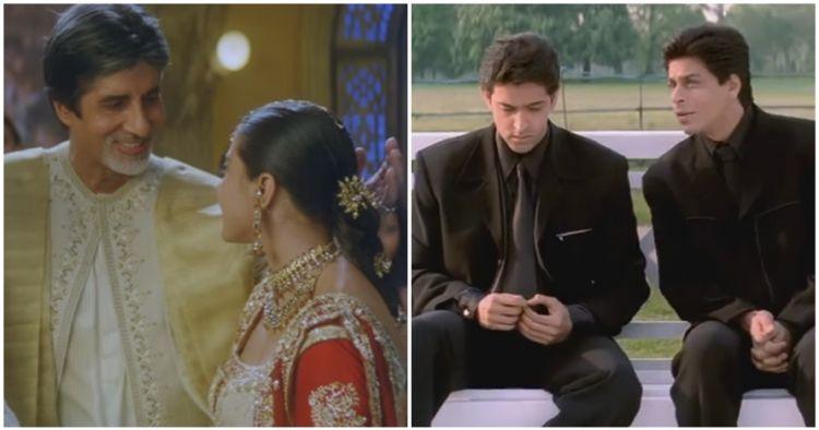 11 Momen yang paling dikenang dari film Kabhi Khushi Kabhie Gham
