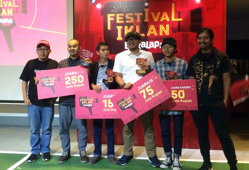 'Pahlawan Sejati', video keren juara festival iklan Bukalapak