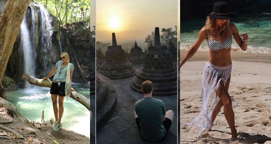 9 Tempat tersembunyi di Indonesia langganan selebriti dunia