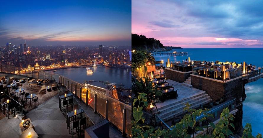 10 Rooftop bar terkeren dan terbaik di dunia ini bikin kamu takjub