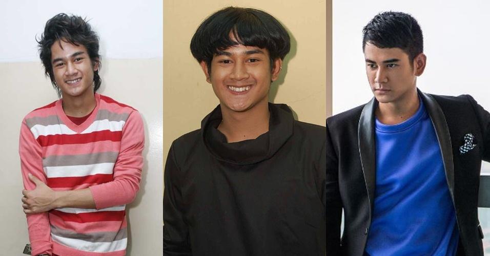 Sering ganti gaya rambut, ini 10 transformasi penampilan Dwi Andhika