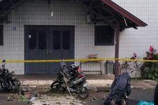 Pelaku teror Samarinda rakit bom selama tiga hari