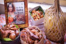 Djuhariah 'Yu Djum', ratu gudeg legendaris Yogyakarta meninggal dunia