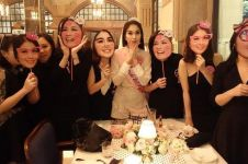 11 Bridal shower artis Indonesia ini nggak kalah sama seleb Hollywood
