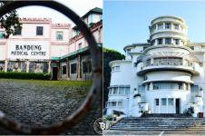 Tak hanya Jalan Siliwangi, 7 tempat di Bandung ini juga dikenal angker