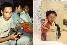 8 Foto masa lalu Ridwan Kamil ini culun abis, bikin pangling deh