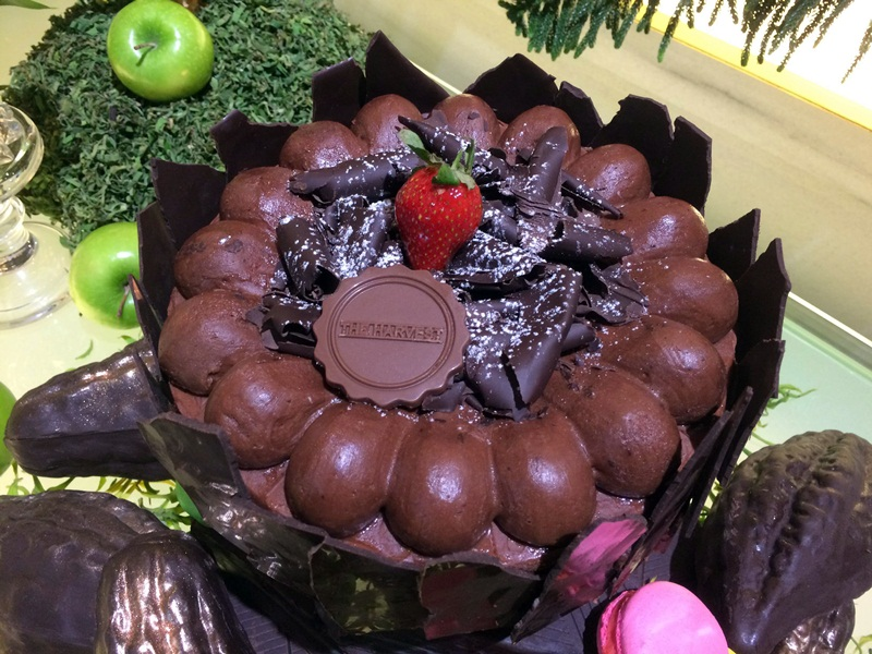Kue coklat © 2016 brilio.net