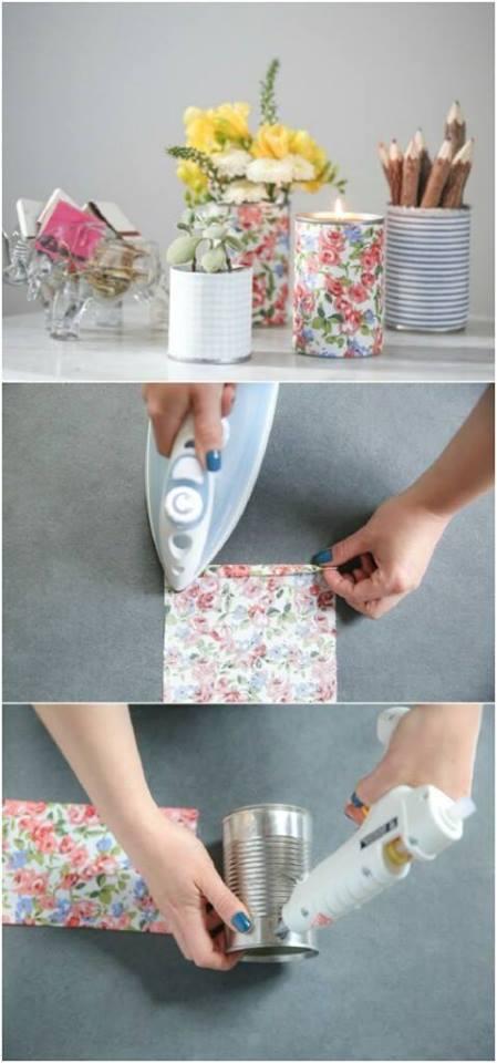 kaleng susu  DIY Ideas Hub