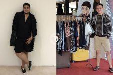 Selain sibuk di TV, 7 artis ini juga punya bisnis fashion batik lho