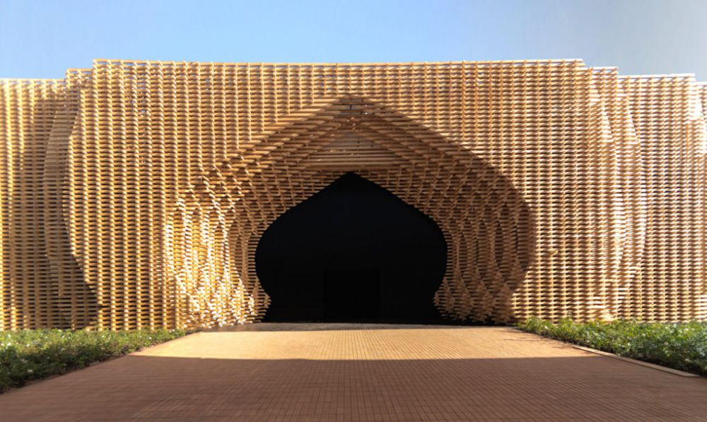 Gerbang Ark22 Maroko © 2016 inhabitat