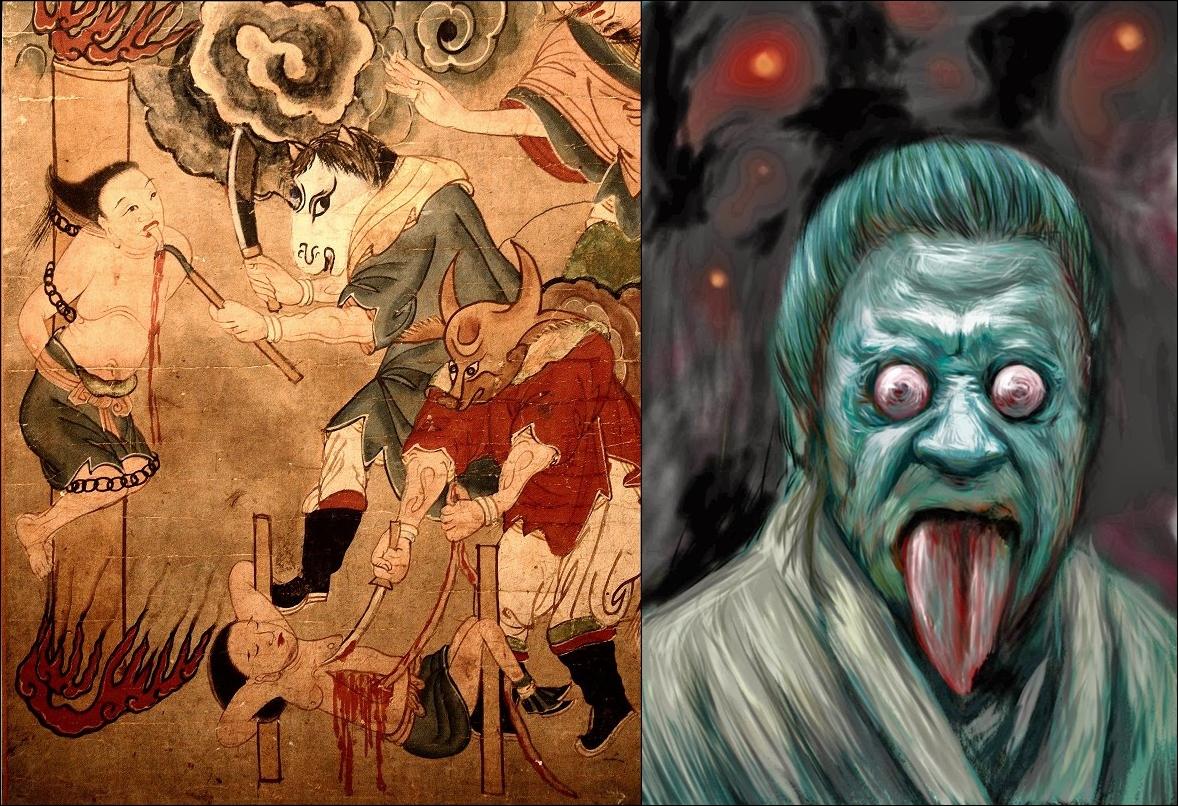 Selain vampir, 10 hantu China ini juga bisa bikin lutut kamu lemes