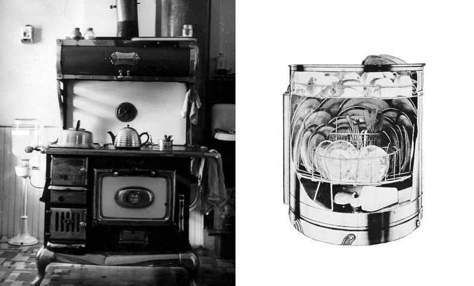 Begini perubahan desain dapur sejak 100 tahun lalu