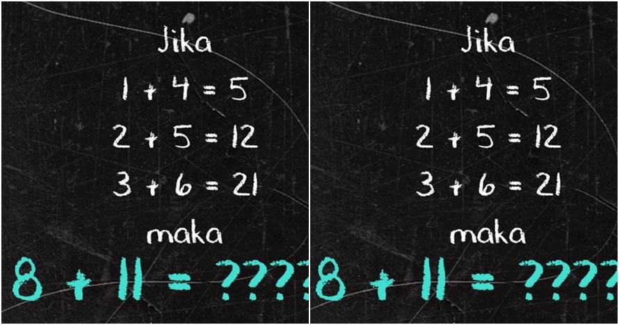 Hanya 1 dari 1000 orang yang bisa menyelesaikan soal Matematika ini!